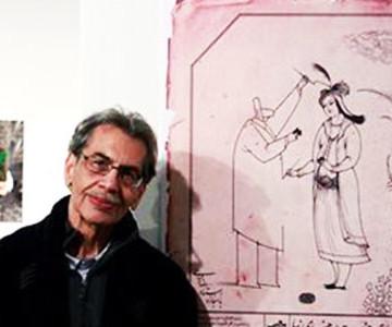 ایران صدای ایرانیان کاریکاتور فرانسه جایزه شوالیه