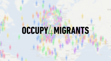 OCCUPY4MIGRANTS